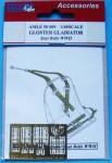 1-48-GLOSTER-GLADIATOR-Seat-Belts-RAF-WWII