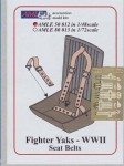 1-48-Fighter-Yaks-WWII-Seat-Belts