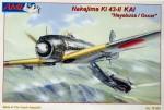 RARE-1-72-Nakajima-Ki-43-II-KAI-Hayabusa-Oscar