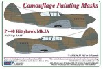 1-32-Curtiss-P-40-Kittyhawk-Mk-IA-Camouflage-Painting-Masks