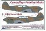 1-32-Curtiss-P-40-Kittyhawk-Mk-IA-Camouflage-Painting-Masks