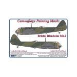 1-48-Bristol-Blenheim-Mk-I-Camouflage-Painting-Masks
