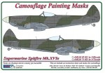 1-48-S-Spitfire-Mk-XVIe-Camouflage-Painting-Masks