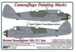 1-48-Bristol-Beaufighter-Mk-VI-Late-Night-Fighter-Camouflage-Painting-Masks