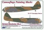 1-48-Bristol-Blenheim-Mk-I-B-Camouflage-Painting-Masks