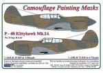 1-48-Curtiss-P-40-Kittyhawk-Mk-IA-Camouflage-Painting-Masks
