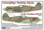 1-48-Curtiss-Tomahawk-Mk-IIB-Part-I-Camouflage-Painting-Masks