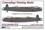 1-72-Avro-Lancaster-B-II-Camouflage-Painting-Masks