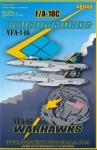 1-48-F-A-18C-VFA-97-Warhawks-and-VFA-146-Blue-Diamonds