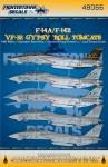 1-48-Grumman-F-14A-F-14B-VF-32-Swordsman-Gypsy-Roll-Tomcats-MiG-Killers
