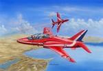 1-48-RAF-Red-Arrows-Hawk-T-MK-1-1A