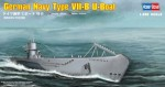 1-350-DKM-Type-VIIB-U-Boat