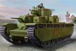 1-35-Soviet-T-35-Heavy-Tank-Early