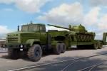 1-35-Ukraine-KrAZ-6446-Tractor-with-MAZ-ChMZAP-5247G-semitrailer