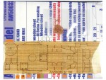 1-72-Wooden-Deck-for-S-100-Schnellboot-for-Revell-5002
