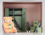 Pair-Dot-Gourai-Room-Frame-Arms-Girl-Doll-House-Collection