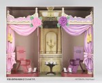-Pair-Dot-Materia-Sisters-Room-Frame-Arms-Girl-Doll-House-Collection