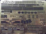 1-350-WWII-USN-Heavy-Cruiser-San-Francisco-Class-Photo-Etched-Parts