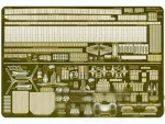 1-350-Russian-Navy-Udaloy-Class-Destroyer-Photo-Etched-Parts-for-Trumpeter