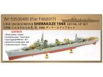 1-350-IJN-Destroyer-Shimakaze-1944-Detail-Set-For-F460017