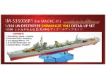 1-350-IJN-Destroyer-Shimakaze-1943-Detail-Set-for-Max-Factory