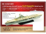 1-350-German-Aircraft-Carrier-Graf-Zepplin-Detail-Set-for-Trumpeter