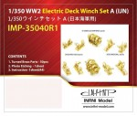 1-350-WWII-Electric-Deck-Winch-Set-A-IJN