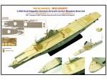 1-350-Graf-Zepplin-German-Aircraft-Carrier-Wooden-Deck-Set-for-Trumpeter