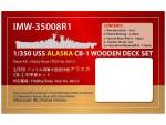 1-350-USS-Alaska-CB-1-Wooden-Deck-Set-for-Hobby-Boss