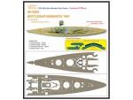 1-700-Ultra-Slim-Wooden-Deck-Series-German-Battleship-Bismarck-1941