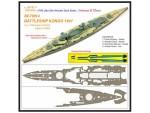1-700-Ultra-Slim-Wooden-Deck-Series-IJN-Battleship-Kongo-1941-with