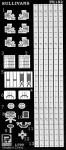 1-700-WWII-USN-Destroyer-The-Sullivans-Photo-Etched-Parts