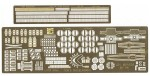 1-700-Photo-Etched-Parts-for-IJN-Battleship-Mikasa-for-Hasegawa