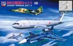 1-700-JASDF-Wings-Set-2-Special-with-Metal-Kawasaki-C-1-1pcs