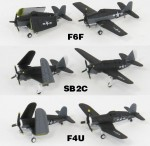 1-350-WWII-US-Navy-Aircraft-Set-3