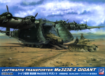 1-144-German-Military-Transport-Aircraft-Me323E-2-Gigant-with-Panzer-II-Ausf-F-Sd-Kfz-250-Half-Track