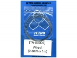 Wire-A0-3mm-x-1m