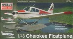 1-48-Piper-Cherokee-Float-Plane-New-Tooling