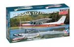 1-48-Cessna-172-Floatplane-with-custom-registration-number-and-marking-option