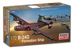 1-72-Consolidated-B-24D-Liberator-U-S-A-A-F-Formation-Ship-