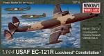 1-144-Lockheed-EC-121R-Constellation-USAF-Vietnam-Batcat-with-2-marking-options