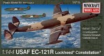 1-144-Lockheed-EC-121R-Constellation-USAF-Vietnam-Batcat-with-2-marking-options