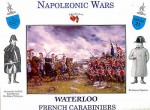 1-32-Waterloo-French-Carabiniers-4-figures-on-horseback