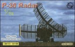 1-72-P-30-Soviet-radar-vehicle-plastic-resin-pe