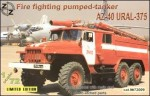 1-72-AZ-40-Ural-375-fire-fighting-pumped-tanker