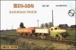 1-87-ZiS-150-Soviet-railroad-truck