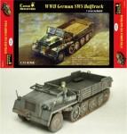 1-72-WWII-German-SWS-Halftrack