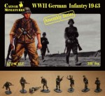 1-72-German-Infantry-WWII