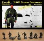 1-72-German-Paratrooper-Fallschirmjager-WWII