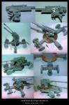1-35-Sovet-85mm-52-K-AA-Gun-Full-resin-kit
